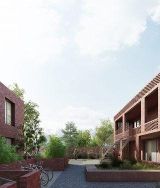 166 logements